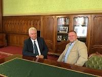 Jakab Istvan Hungarian Parliament